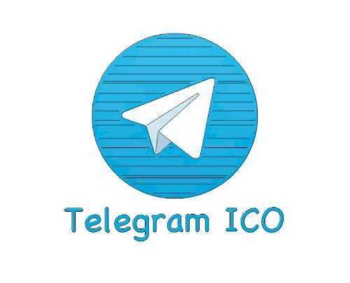 Telegram ICO logo