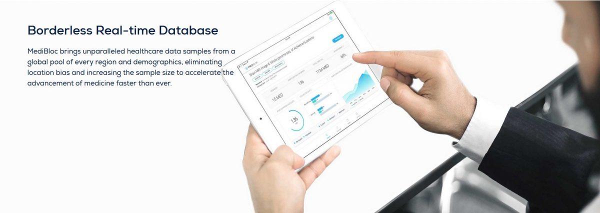 MediBloc ir atvērtā pirmkoda platforma