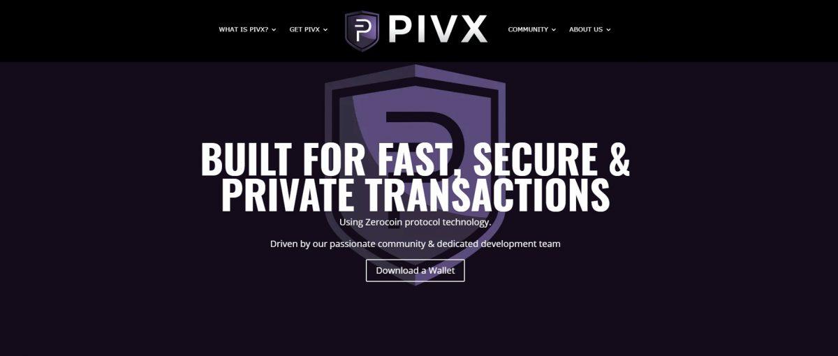 Kas ir PIVX