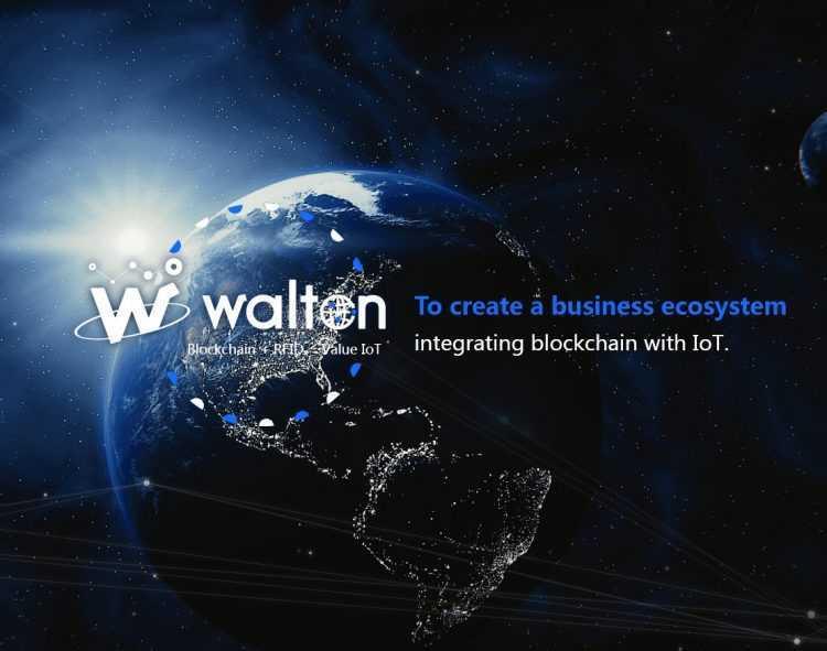 Kas ir Waltonchain
