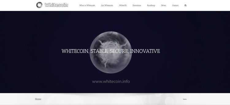 Kas ir whitecoin