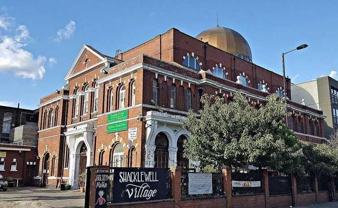 Mošeja kur pieņem bitkoinus