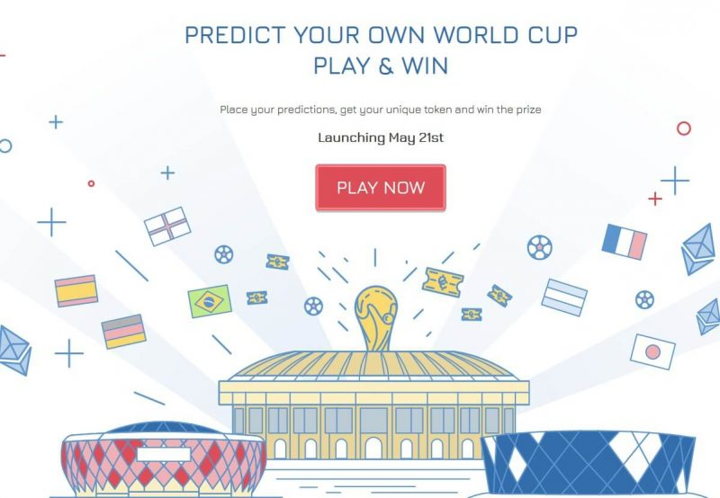 Cryptocup tokens