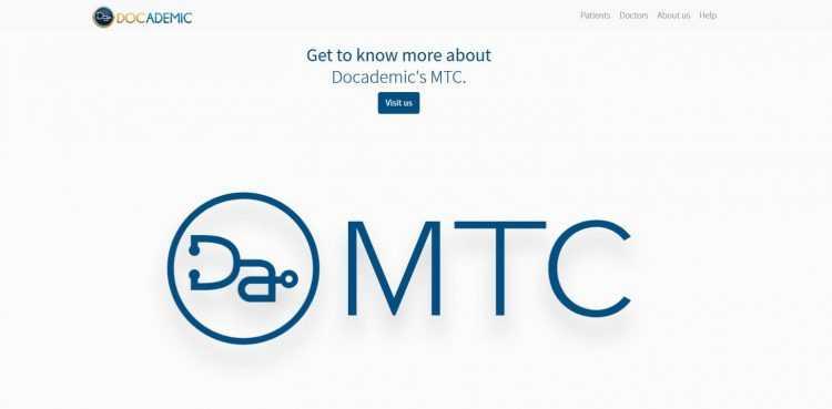 Kas ir Docademic