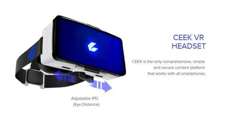 Ceek Headset