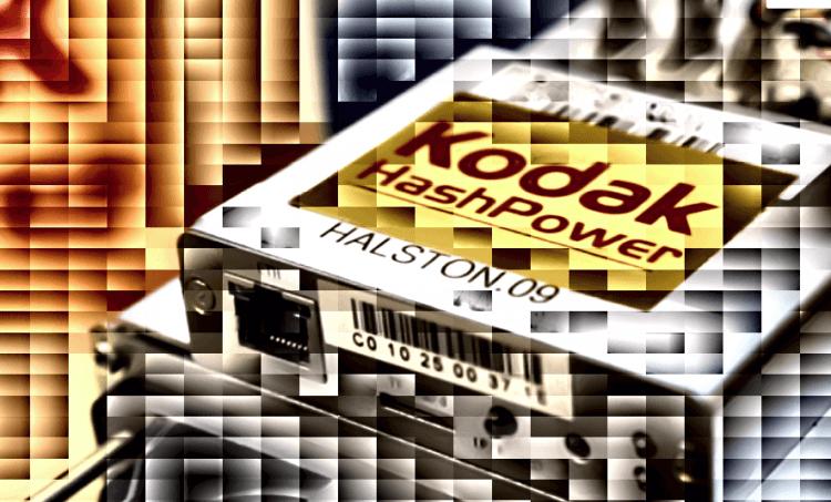 Kodak Asic