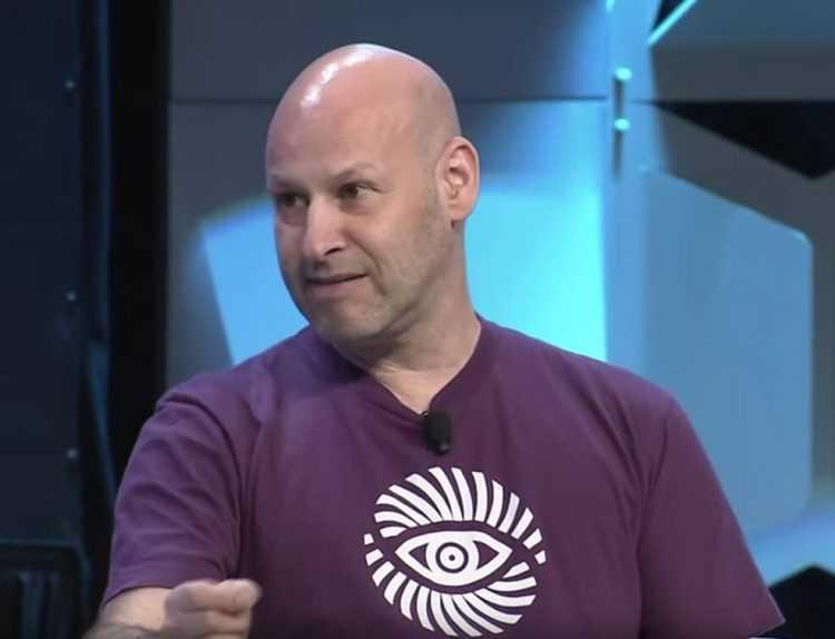 Ethereum līdzdibinātājs un ConsenSys Inc. vadītājs Džozefs Ljubins