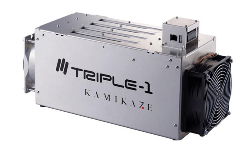 Triple-1 izstrādā asiku jauno paaudzi ar 7 nanometru čipu