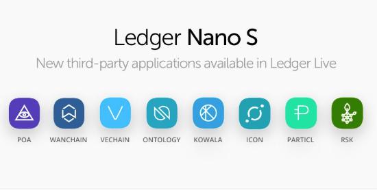 Kriptovalūtu populārā aparatūras maka Ledger komanda