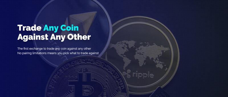 TCXHub nav pilnībā decentralizēta platforma, tajā ir iespējama tirdzniecība ar kriptovalūtu