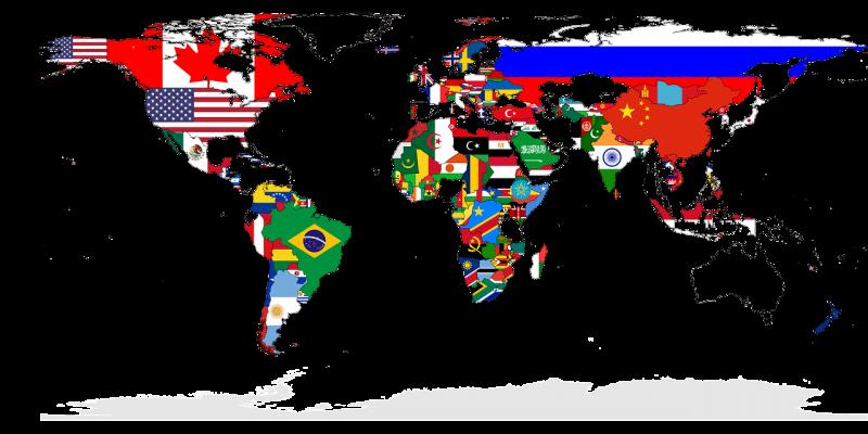 """Sešas valstis ar lielāko """"holderu"""" skaitu"""