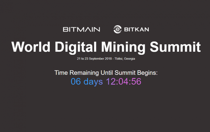 World Digital Mining Summit Tbilisi