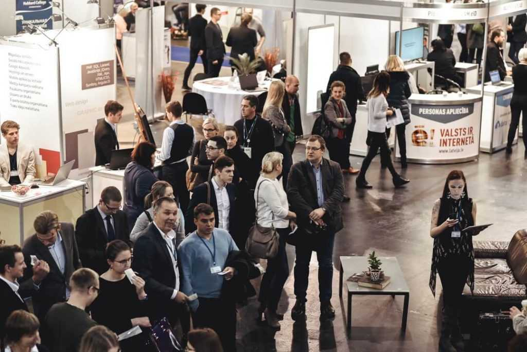 Ceturtdien, 11. oktobrī, Starptautiskajā izstāžu centrā Ķīpsalā durvis apmeklētājiem vērs lielākais Baltijas biznesa tehnoloģiju pasākums