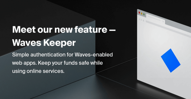 Waves komanda prezentējusi pārlūka paplašinājumu drošai transakciju parakstīšanai