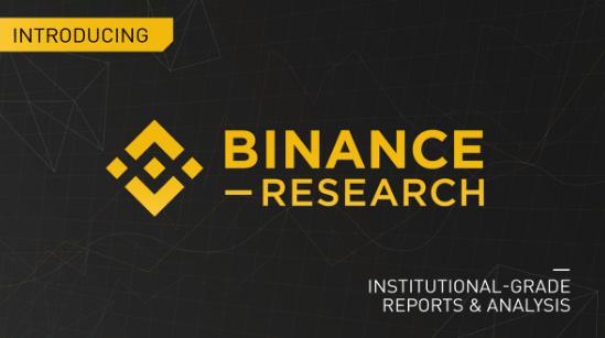 Vadošā kripto birža Binance paziņojusi par jaunas struktūrvienības Binance Research izveidi