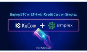 KuCoin pievienojusi iespēju pirkt kriptovalūtas ar banku kartēm