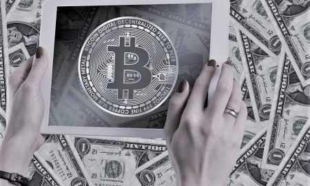 Kā radās bitkoina logotips