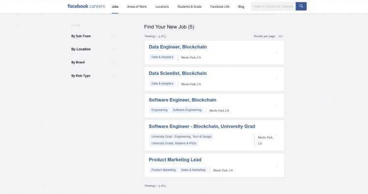 Facebook gatavojas laist klajā kādu kriptovalūtu produktu