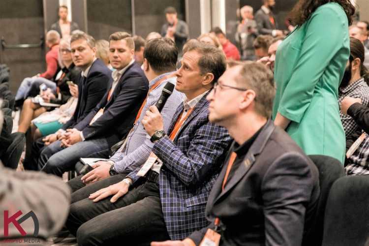 Kripto konferences pasaulē joprojām pulcē pilnas zāles