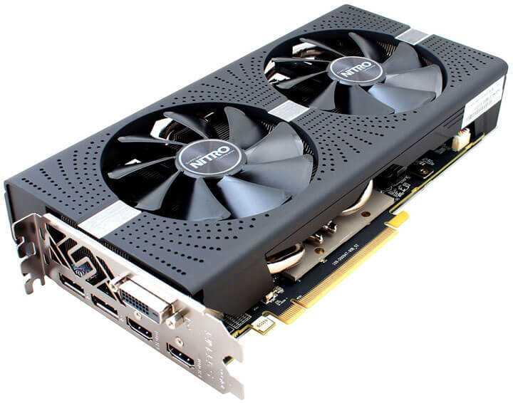 Sapphire laidīs klajā jaunu videokarti Radeon RX 570 Nitro+