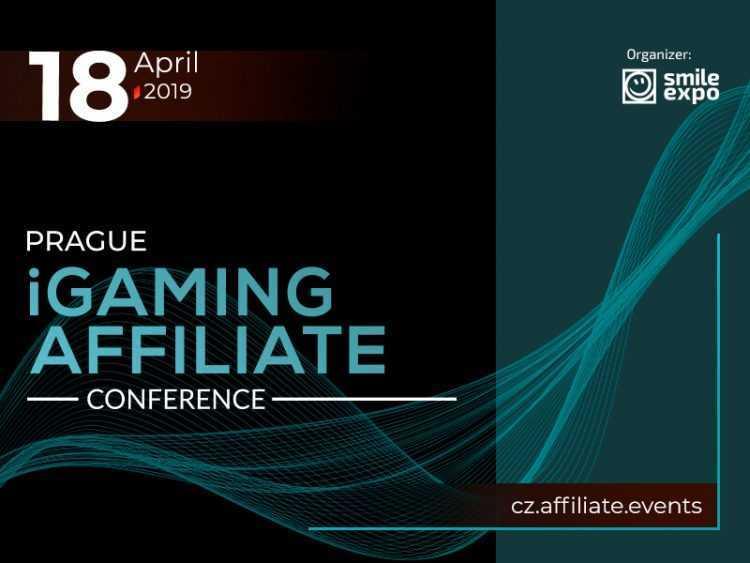 iGaming partnerības konference 2019 Prāgā