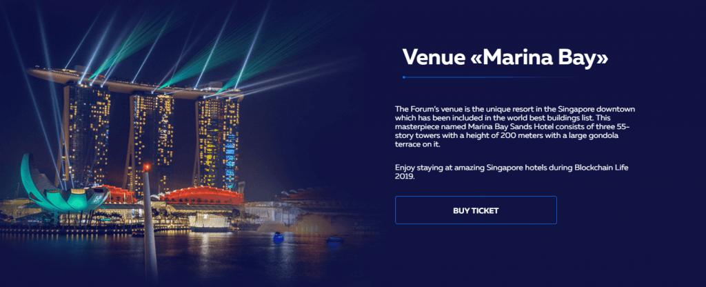 23.-24. aprīlī Singapūrā notiks lielākais forums Blockchain Life 2019