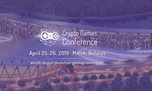 Trešā kriptospēļu konference notiks no 25.-26. aprīlim Baltkrievijas galvaspilsētā Minskā.