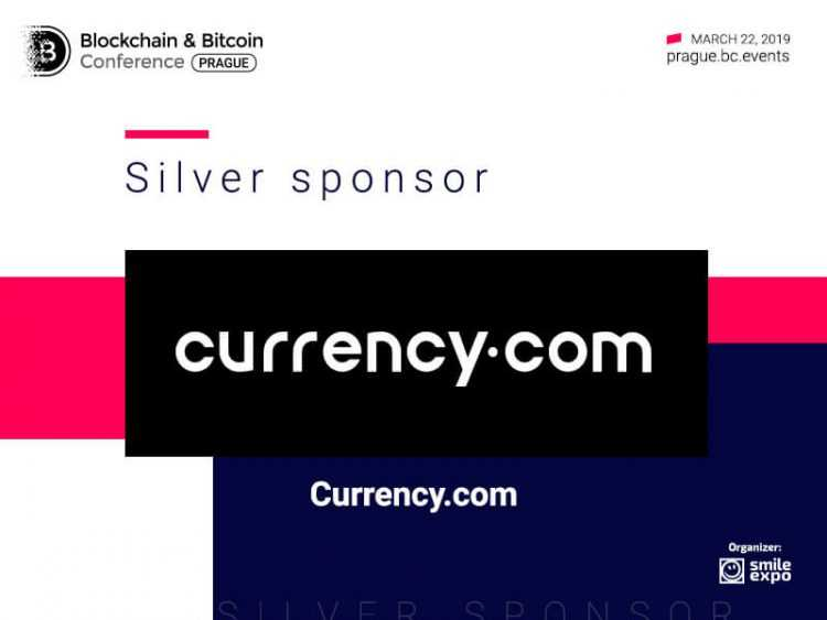 Pirmā regulētā kriptovalūtas apmaiņas platforma ir kļuvusi par sudraba sponsoru Blockchain & Bitcoin konferencē Prāgā