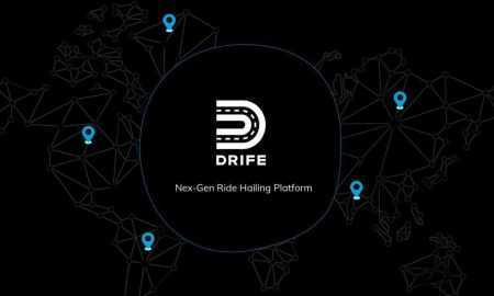 Drife.one introduces the DRIFE platform, a decentralized transport ecosystem powered by the blockchain