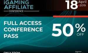 Atlaide Prāgas iGaming partnerības konferences biļetēm – pēdējā iespēja!