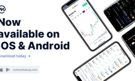 CoinMarketCap laidis klajā Android paredzētu lietotni