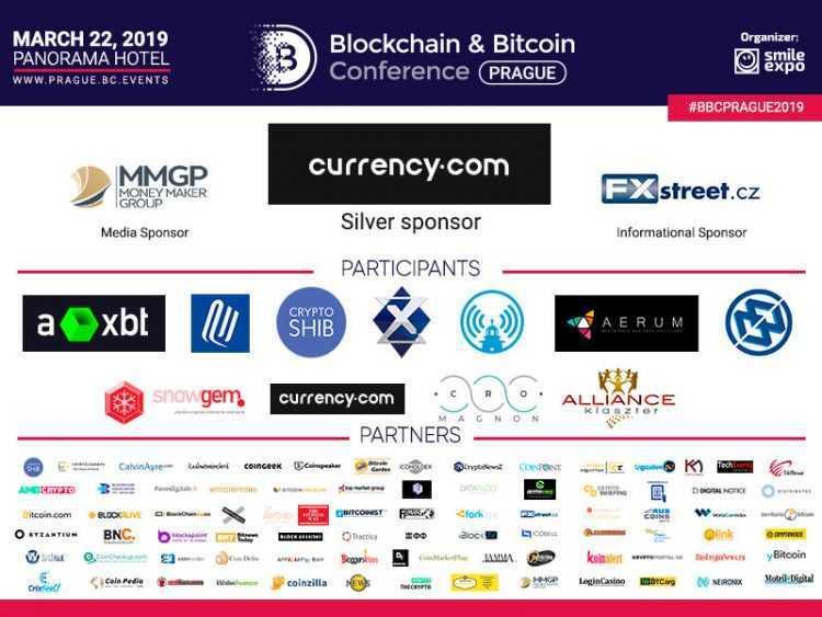 Atsauksmes par piekto Blockchain & Bitcoin konferenci Prāgā