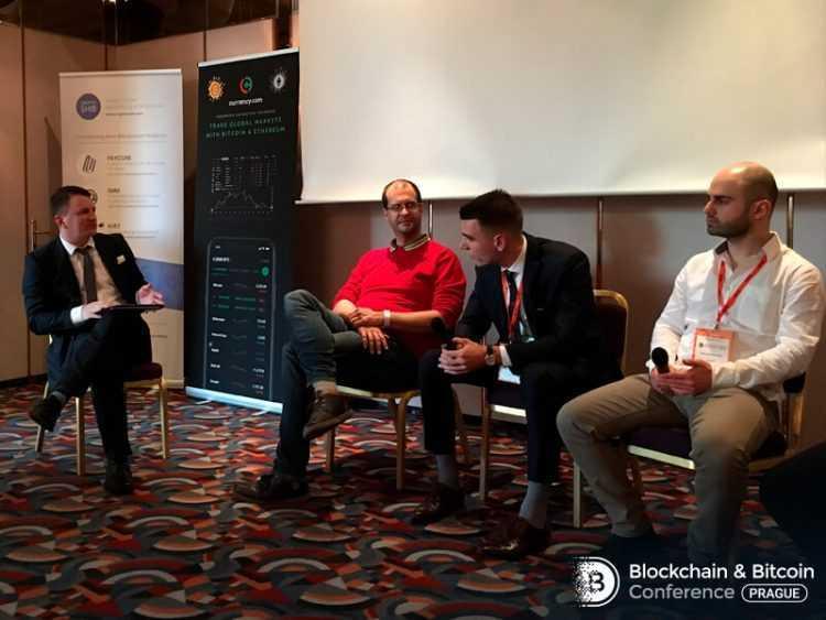 ehijas konferences rezultāti: Blockchain & Bitcoin konference Prāgā