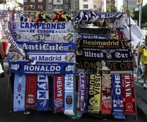 "Futbola klubs ""Real Madrid"" un blokķēde"