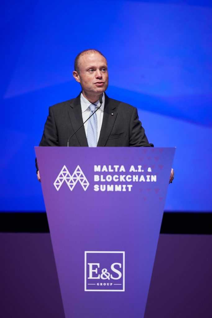 Maltas premjerministrs Džozefs Maskats