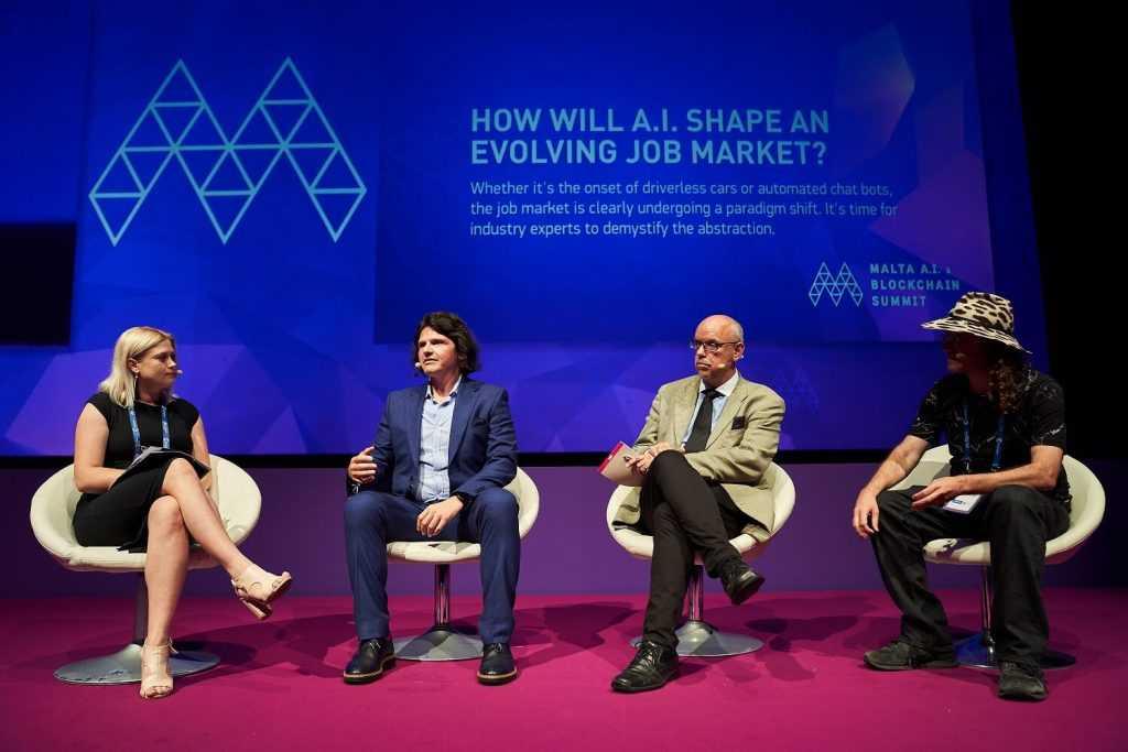 Malta A.I. & Blockchain samits 2019 – noslēdzies