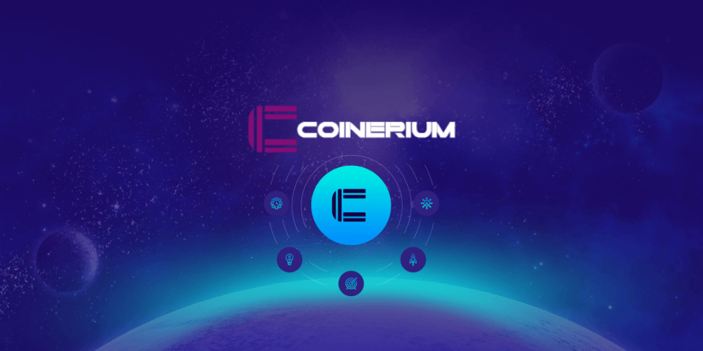 Coinerium CONM token combines fast payments and resistance to volatility