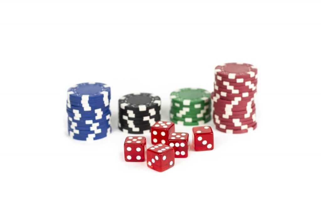 Darijumu apstrāde kazino