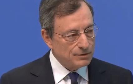 Eiropas Centrālās bankas priekšsēdētājs: Aiz eiro stāv ECB. Bet kas stāv aiz kriptovalūtām?