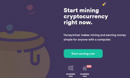 Maininga lietojumprogramma Honeyminer