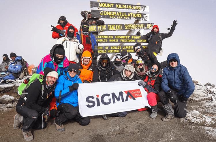 Kilimandžaro Izaicinājuma pasākumam