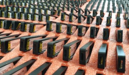 Ledger viss sagatavots maku Nano X ražošanai