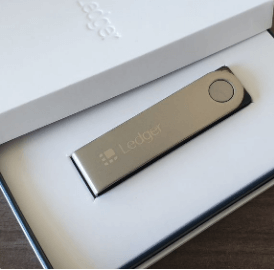 Sāktas maku Ledger Nano X piegādes
