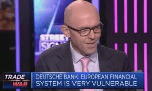 Deutsche Bank analizē bitkoina kursa pieaugumu