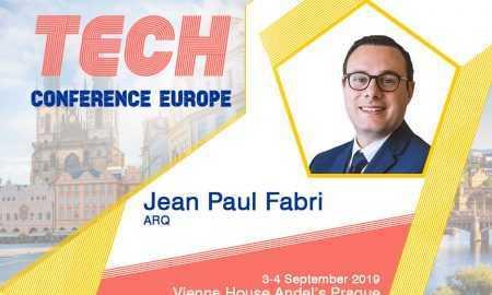ARQ Economic & Business Intelligence rīkotājdirektors Žans Pols Fabri