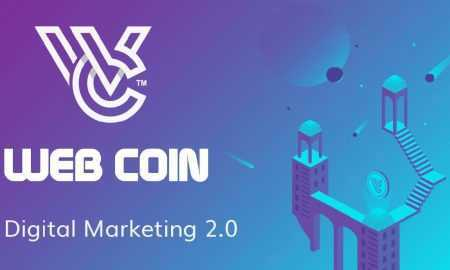 The Webcoin project announced yesterday the launch of the first of its kind Digital Marketing 2.0 platform. The launch is scheduled for July 1, 2019. A link to register for the beta will be provided by the Webhits.io team just before the official launch date. Currently, you can buy the WEB token on 20+ cryptocurrency exchanges, the full list of exchanges is available here. What is Webhits.io? Webhits.io is an interest-based p2p web and social media service exchange platform. The platform's mission is to provide tangible results, increase advertiser Return on Investment (ROI), and significantly lower the costs for website and social media engagement services globally. A distinctive functionality trait of the platform is the innovative Social Mining feature that will fundamentally transform the relationship between advertising and cryptocurrency. What is the WEB toke and what is used for? Webcoin(WEB) is a utility ERC20 token based on the Ethereum blockchain. The WEB token serves as a unified currency for buying and selling services within the Webhits.io platform. How an advertiser can increase ROI results? Unlike any other existing and relatively overpriced social media platforms, Webhits.io offers 10 times cheaper advertising services. Much like Facebook, Twitter, Medium and Pinterest the Webhits.io is also interest-based. This allows sole proprietors, businesses and global brands to more effectively advertise their offers to highly targeted countries of interest. Connecting with and capitalizing on interest-based audience will result in an increased ROI for advertisers. What is social mining? Unlike Bitcoin, Webcoin social mining requires almost no GPU and CPU. Webhits.io suggests much simpler ways to earn Webcoins within the platform. Social miners are individuals who offer social media exposure for a fee. A miner's duty is to provide a certain amount of exposure in the form of likes, shares and follows for a company. The miner would be motivated to deliver the se
