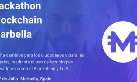 I Hackathon Blockchain Marbella, progress towards a digital world