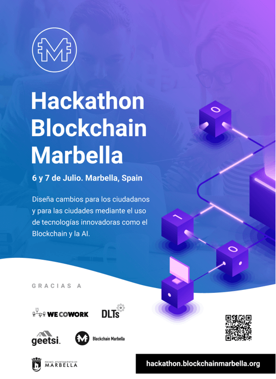 Objectives of the Hackaton Blockchain Marbella