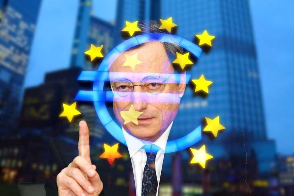 Eiropas Centrālā banka aicina ātri pieņemt reglamentējošus lēmumus attiecībā uz Libru