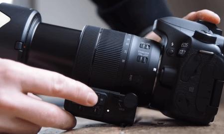 Canon foto kameru izdevies uzlauzt, izmantojot BTC izspiedējvīrusu